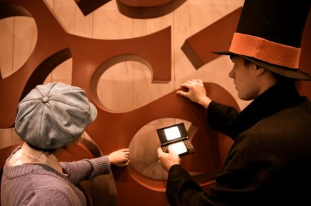 Professor Hershel Layton from Professor Layton worn by Evali