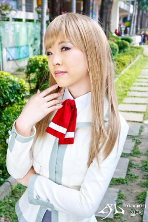 Shizuru Fujino from My-HiME worn by Krish