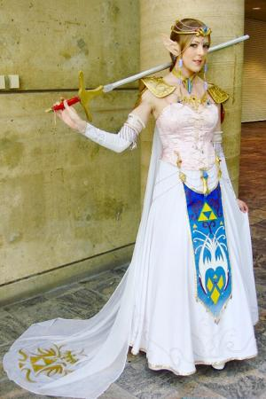 Princess Zelda from