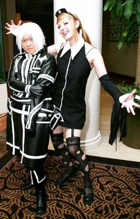 Eliade from D. Gray-Man worn by Ambrosia
