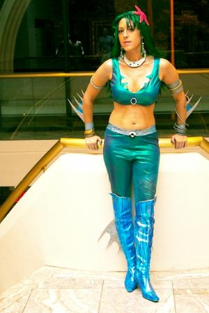 AndrAIa from ReBoot worn by Ambrosia