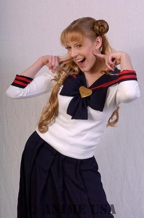 Usagi Tsukino from Sailor Moon Sailor Stars worn by Ambrosia