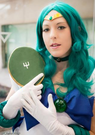 Sailor Neptune from Sailor Moon S worn by Ambrosia