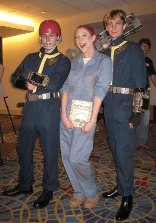 Moira Brown from Fallout 3 worn by Ambrosia