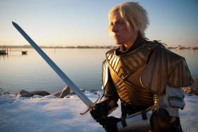 Brienne of Tarth from Game of Thrones worn by Ambrosia