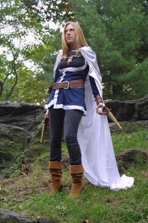 Elza from Suikoden II worn by Ambrosia