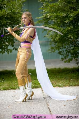 Celes Chere from Final Fantasy VI worn by Ambrosia