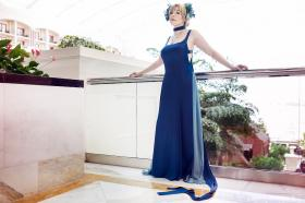 Princess Uranus from Sailor Moon worn by Ambrosia