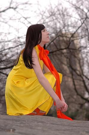 Reika Mishima from RahXephon