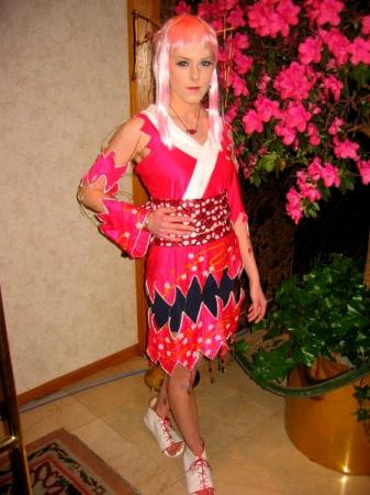 Sakura Haruno from Naruto worn by Ambrosia