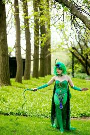 Rydia from Final Fantasy IV worn by Ambrosia