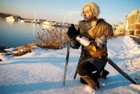 Brienne of Tarth from Game of Thrones  by Ambrosia