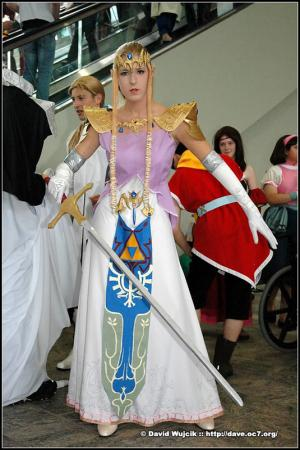 Princess Zelda from Legend of Zelda: Twilight Princess worn by Ambrosia