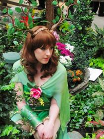 Sailor Jupiter from Sailor Moon worn by Ambrosia