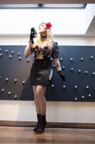 Black Canary from DC Comics worn by Ambrosia