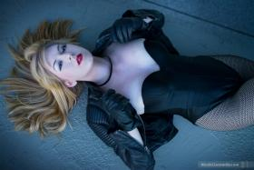 Black Canary from DC Comics (Worn by Ambrosia)