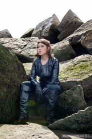 Asha Greyjoy from Game of Thrones worn by Ambrosia