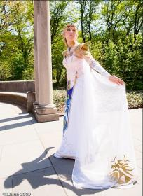 Princess Zelda from Legend of Zelda worn by Ambrosia