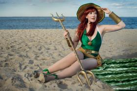 Mera from DC Comics  by Ambrosia