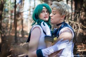 Super Sailor Uranus from Sailor Moon Super S