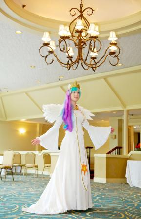 Princess Celestia from My Little Pony Friendship is Magic worn by Ambrosia