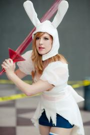 Fionna from Adventure Time with Finn & Jake worn by Ambrosia