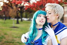 Super Sailor Uranus from Sailor Moon Super S (Worn by Ambrosia)
