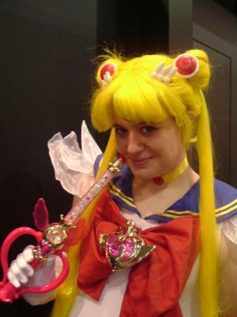 Super Sailor Moon from Sailor Moon Super S worn by Mizu