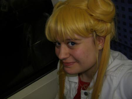 Usagi Tsukino from Sailor Moon worn by Mizu