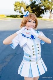 Hanayo Koizumi from Love Live!