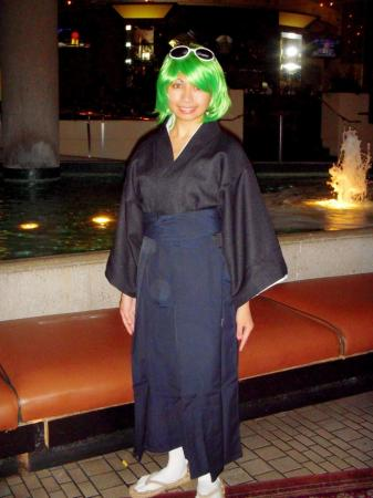 Kuna Mashiro from Bleach worn by CherryTeaGirl