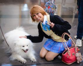 Hanayo Koizumi from Love Live! worn by CherryTeaGirl