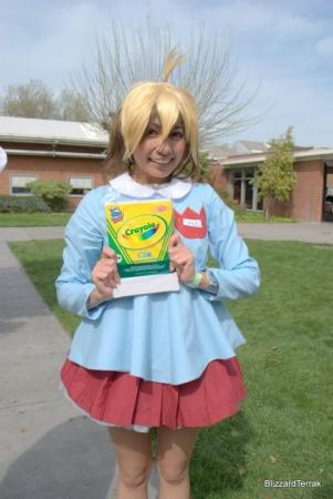 Anzu from Hanamaru Kindergarten worn by CherryTeaGirl