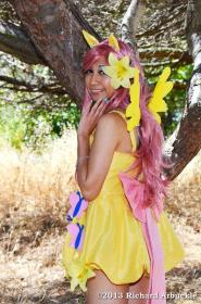 Fluttershy from My Little Pony Friendship is Magic by CherryTeaGirl