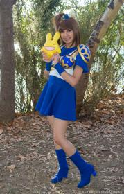 Arle from Puyo Puyo by CherryTeaGirl