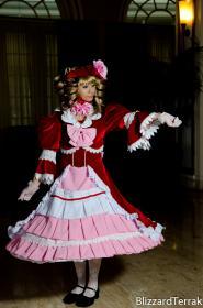 Elizabeth Ethel Cordelia Midford from Black Butler by CherryTeaGirl