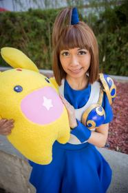 Arle from Puyo Puyo worn by CherryTeaGirl