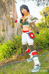 Talim from Soul Calibur 2  by CherryTeaGirl