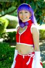 Athena Asamiya from King of Fighters 2003