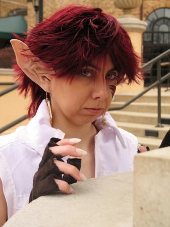 Kougaiji from Saiyuki Reload worn by Tohma