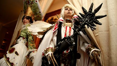 Cain Nightlord from Trinity Blood worn by Tohma