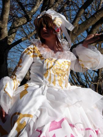 Sakura from Tsubasa: Reservoir Chronicle worn by Tohma