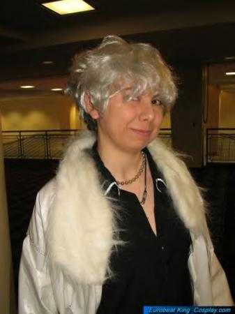 Hatsuharu Sohma from Fruits Basket worn by Tohma