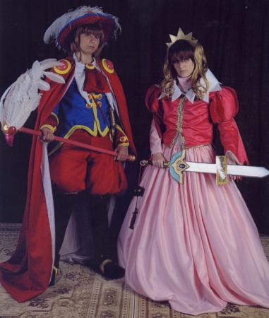 Sakura Kinomoto from Card Captor Sakura worn by Tohma