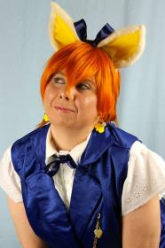 Rin Hoshizora from Love Live! by Tohma