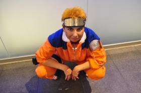Naruto Uzumaki from Naruto worn by Tohma