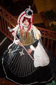 Esther Blanchett from Trinity Blood  by Tohma