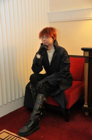 Castor from 07-Ghost worn by Tohma