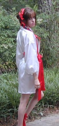 Miyu from Vampire Princess Miyu