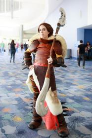 Valka from How to Train Your Dragon 2